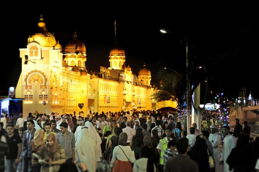 The best Dubai tourist attractions: Global Village